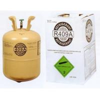 China Purity 99.8% R409A Gas HCFC Refrigerant R-22 Replacement OEM , ROSH SGS on sale