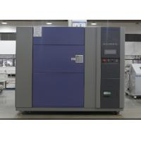 Quality Hot Cold Thermal Shock Environmental Test Chamber For Rubber  Plastic Stability for sale