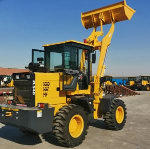 Quality 1.15M3  2.8 Ton 76KW Front Wheel Tractor Automatic Transmission for sale