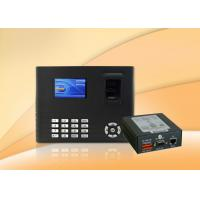 China USB Port Biometrics Access Control Systems With 3 Inch TFT Screen on sale