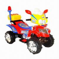 China 6V/4.5Ah Battery-operated Ride-on Car with Signal Sound, 3kph Speed and 6V Motor Voltage  on sale