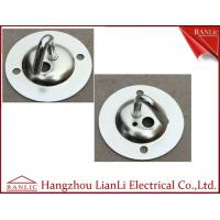Quality Custom 20mm 25mm Electrical Steel Hook Combination Electro Galvanized , BS4568 Standard for sale