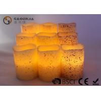 Quality Easy Operation Real Wax Led Candles For Home / Party / Events for sale