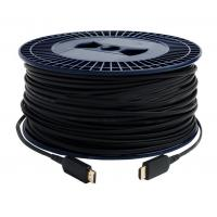Buy cheap 18GB 4K@60HZ HDMI AOC fiber optic cable from wholesalers