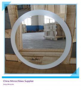 China Home Pencil Edge Decorative Glass Mirrors on sale