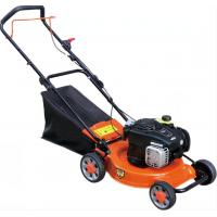 """Quality 20ft Container Petrol Gas 18"""" 3.5H Hand Push Lawn Mower for sale"""
