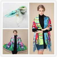 China 100% Silk Scarf Wholesale/OEM/ODM Service Derict From Chinese Silk Scarf Factory on sale