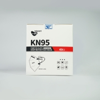 Quality PP Non Woven 5 Ply KN95 Respiration Face Mask for sale