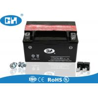 Buy cheap Rechargeable 125cc Motorcycle Battery 12v 7Ah Maintenance Free With Acid Pack from wholesalers