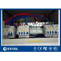 Quality Outside Waterproof Cabinet Network Controlled PDU Power Distribution With Maintenance Socket for sale