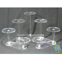 Quality surpermarket shoes promotional display stand for sale