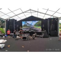 Quality P3.9 SMD1921 Outdoor Advertising LED Display For Festivals Concerts Events for sale