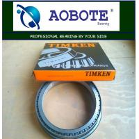 Quality Timken Tapered Roller Bearing LM236749 / LM236710, ABEC-5 Single Row for sale