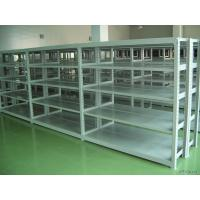 China 5 level loose products metal shelf light duty shelving with galvanised finished on sale