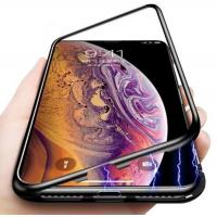 Quality Magnetic Adsorption Phone Case For iPhone XS Max XR X 10 8 7 6 6S S R Plus for sale