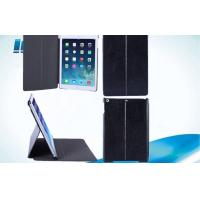 Quality Ultra Slim Apple iPad Leather Cases Hot Press Tablet Holster For Bed for sale