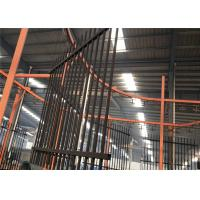 Quality garrison fencing punched rails for sale