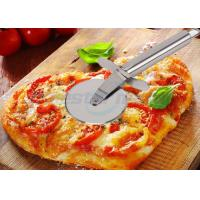 Best Sanding Polishing Stainless Steel Pizza Cutter With Handle Filler 198 x 67 x 25mm wholesale