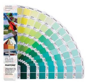 Quality 2015 Edition PANTONE COLOR BRIDGE®  Coated Color Card for sale