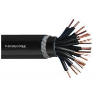 Quality 2.5 mm 2 multi core Armoured Control Cables Flame Retardant PVC Sheath for sale