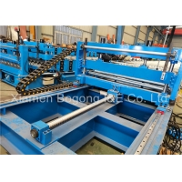 Quality 0.5mm 0.6mm PPGI Corrugated Roof Roll Forming Machine for sale