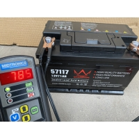 Quality UL 6FM70 Lead Acid Agm 12v 70ah Car Truck Battery for sale