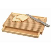 China square bamboo cutting board rubber edge protection on sale