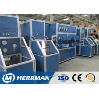 Coloring And Rewinding Machine Fiber Optic Cable Production Line Optical Fiber