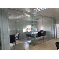 Quality Standard Modern Prefabricated Office Buildings With 20 Person Conference Room for sale