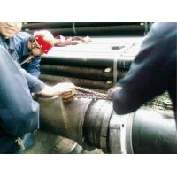 China EN Ductile Iron Cement Lined Pipe Self Restrained Joint Type K789 Class on sale