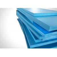Quality High Density XPS Insulation Board Polystyrene Floor Insulation Environmental Friendly for sale