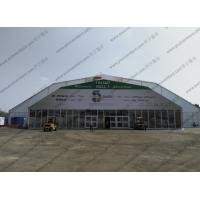 Quality ABS Sidewalls Large Polygon Tent 30m Width for sale