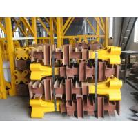 Quality Q345 Steel Angle Iron , Resuable Structural Metal Angle Tower Crane Accessories for sale