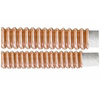 Quality Stranded Copper Wires High Temperature Cable 0.6 / 1 KV Inorganic Insulated for sale