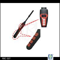 Quality 134.2KHz LF RFID Microchip Scanner Long Range Stick Cable For Animal Management for sale