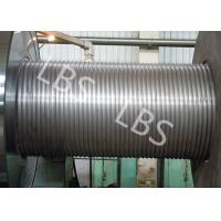 Quality High Strength Steel Wire Rope Sleeve Left / Right Rotation Direction for sale