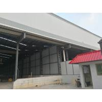 Quality Hot - Dipped Galvanized Workshop Steel Structure 4000 Square Meter for sale