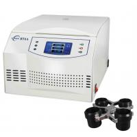 Quality BT6A Microprocessor Control Large Capacity Centrifuge  With Brushless AC Motor for sale