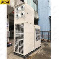 China R22 Refrigerant Packaged Air Conditioner For Wedding Event Movies Filming Flexible Ducting 30 KW on sale
