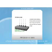Quality 4 Ports GSM Fixed Wireless Terminal 900/1800/1900Mhz FWT FWT2010-4-300 for sale