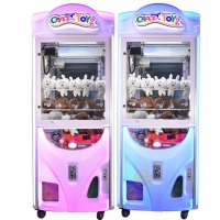 Quality Crazy Claw Toy Crane Machine With Interactive sound system for sale