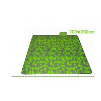 Quality Water Resistant Picnic Blanket Environmental Protection With Velcro Design for sale