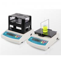 China Multi Function Density Testing Equipment Electronic Digital Solid Densimeter on sale