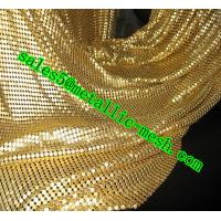 Quality ground fabric and decorative aluminum alloys cloth for sale