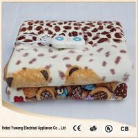 Quality Mink Wool Electric Blankets with Top Quality for sale