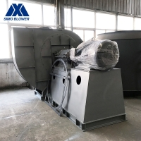 China Lime Rotary Kiln Flue Gas Desulfurization Heavy Duty Centrifugal Fans for sale
