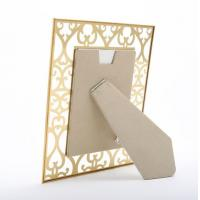 Quality Luxury Art Glass Picture Frames , Glass 4x6 Picture Frames Eco Friendly for sale