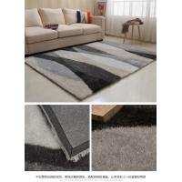 Quality modern style polyester shaggy rug flower carpet and rug plush shaggy carpet home rug soft decoration colors available for sale