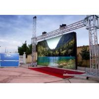 Quality 5500k Dual Color Advertising LED Display billboard 320 * 160mm 3500 Nits , Synchronization for sale