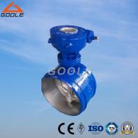 Quality Worm Gear Box Butt Welded End Metal Sealing Butterfly Valve (GA363H/F) for sale